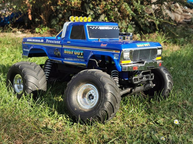 RC Model Truck offered by Traxxas