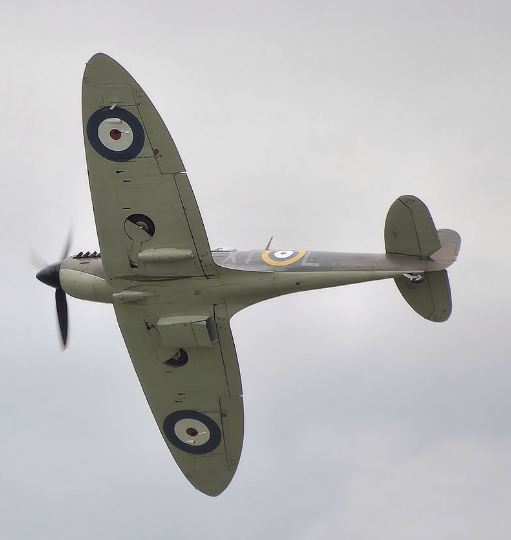 The Spitfire was an important piece of equipment during the Battle of Britain.