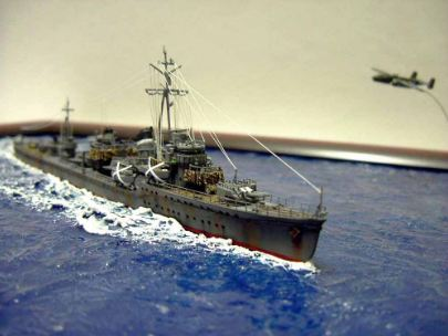Historic Ship, Scale Model