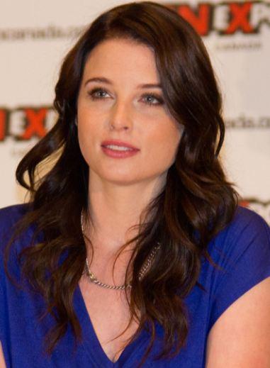 Actress Rachel Nichols